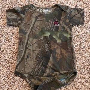Other - university of South Carolina baby body suit